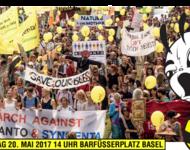 march against syngenta
