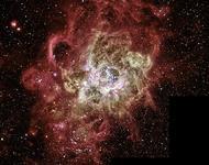Aktives Sternentstehungsgebiet