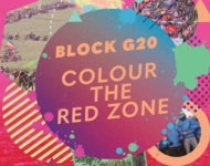 Logo Block G20 Colour the red zone