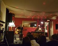 Die zweite Band auf dem Eröffnungsfestival in der Klimperstube