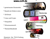 Chaos Computer Club Flyer Allgemein