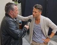 Schwule Welle und Stefan Bockelmann im Gespräch