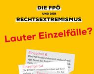 """Titelblatt der BRoschüre zu den """"Einzelfällen"""""""