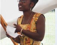 Referentin Rufine Songue