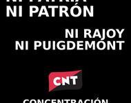 ...und das meint die anarchistische Gewerkschaft CNT