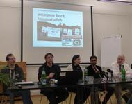 Pressekonferenz zur Rückkehr von Hasmatullah F., Tübingen, 14.12.2017