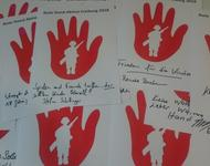 Red Hand Day Freiburg