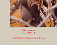 palace winter - nowadays