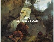 get well soon - love
