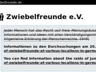 Zwiebelfreunde Screenshot