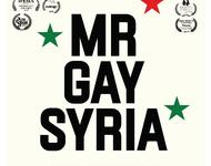 Mr. Gay Syria Plakat