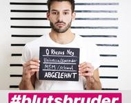 #blutsbruder Mr. Gay Germany Kampagne
