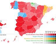 Spanische Parlamentswahlen 2019