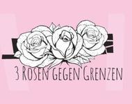 3 Rosen gegen Grenzen Logo