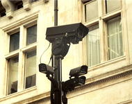 Cameras innercity London 2005