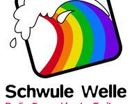 """Schwule Welle """"Das Magazin""""-Logo"""