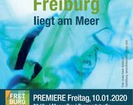 Freiburg liegt am Meer Plakat