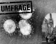 Bild Umfrage Corona Freiburg