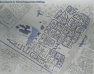 Karte des Gebiets der Haushaltbefragung