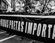 07/06/2020 • Belo Horizonte/MG  Belo Horizonte, mesmo com a pandemia, lota as ruas pela democracia, contra Bolsonaro, contra o racismo e o fascismo.