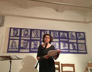 Esther Dischereit Lesung Berls Bookshop NY 2017