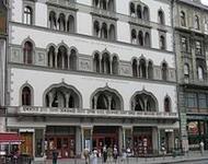 Színház- és Filmművészeti Egyetem, die Universität für Film und Theaterkunst im 8. Bezirk von Budapest