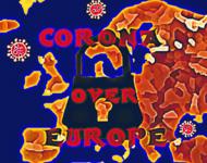 Corona over Europe