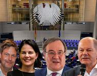 Bundeskanzler*innen Kandidaten