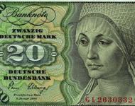 neue Geldscheine