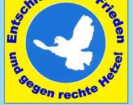 Entschieden für Frieden