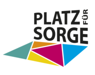 """Logo """"Platz für Sorge"""""""