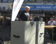 Abstimmung über Privatisierung der Sulzburger Straße