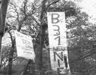 Böhmsche Dörfer im Konrad-.Günther-Park Oktober 1996