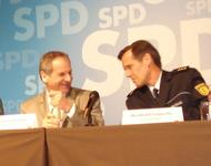 Podium (März 2012) - Bender, Krögner, Gall, Fingerlin, Hefendehl (von links)