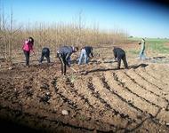 Finca Somonte besetzt - Foto: Sindicato Andaluz de Trabajadores