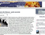 Indymedia Piemont - noch zugänglich am 15.Juni