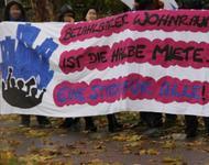 Recht auf Stadt Demo 2012
