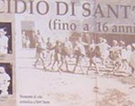 Opfer des Massakers von Sant'Anna di Stazzema. Bild: resitenza.de