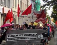 Freiburger Taksim-Soli-Demo 22.6.13 Foto:RDL