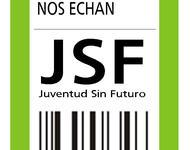 Wir gehen nicht - sie werfen uns raus - http://juventudsinfuturo.net/