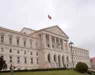 Palácio de São Bento in Lissabon, Sitz des Parlaments. Foto: Stefan Didam - Schmallenberg