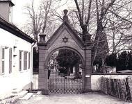 Eingangstor Jüdischer Friedhof